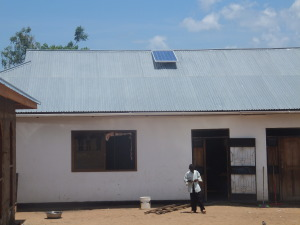 Solar Panel installation 30.10.14