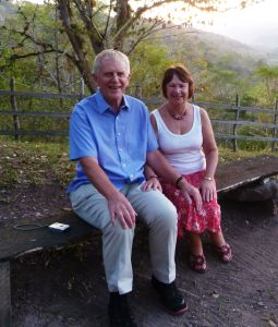 Latest recruits, Arnold and Valerie Barrow will travel to Tanzania in February 2014