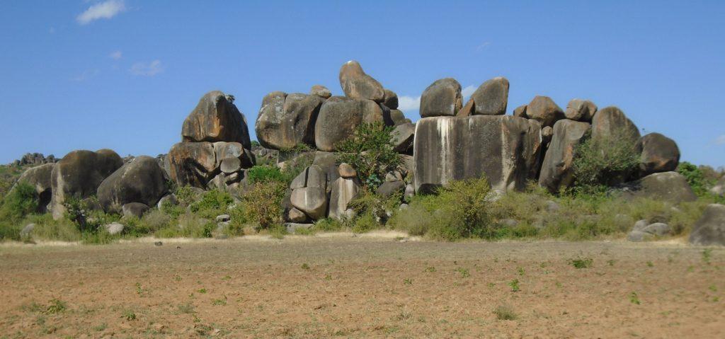 Chole rocks