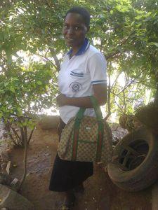 Ester in Uniform