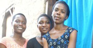 Mwanza students May 2016