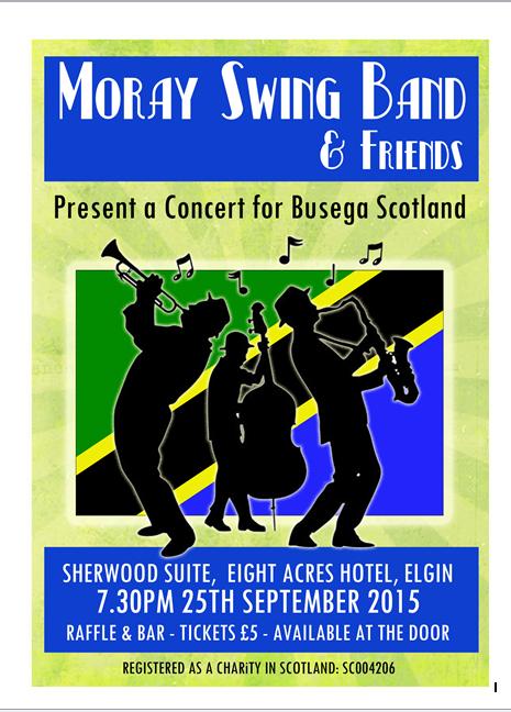 Swing Bamd Poster