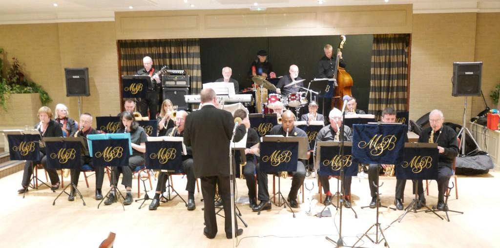 Moray Swing Band 2