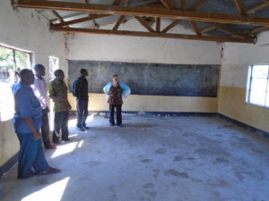 Mayega Nursery classroom