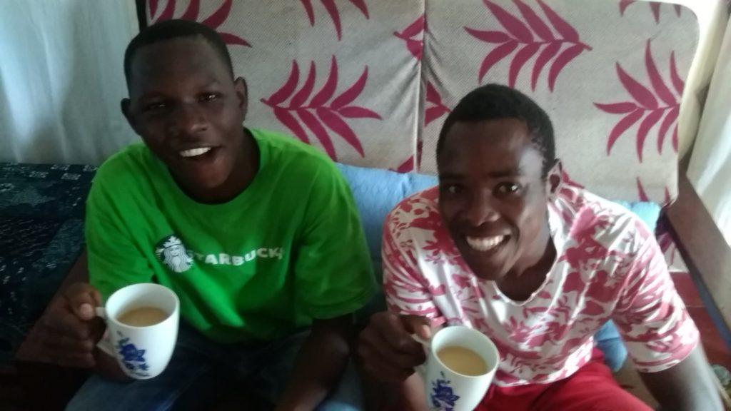 Dotto and Lukondya